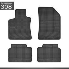 tapis de sol sur mesure peugeot 308 ii 1 6 hdi fap 92 cv. Black Bedroom Furniture Sets. Home Design Ideas