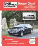 revue technique auto mercedes benz classe c c 200 cdi 136cv. Black Bedroom Furniture Sets. Home Design Ideas