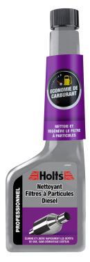 Limpiando filtros de partículas HOLTS HADD0005A