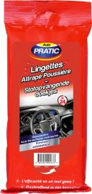 Lingettes Plastiques Auto Pratic LAP