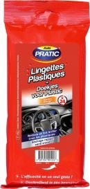 Lingettes Plastiques Auto Pratic LNP