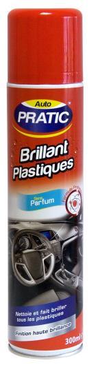 Nettoyant Plastiques Auto Pratic NPN300