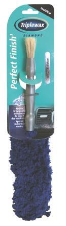 Cepillo de plástico Triplewax WBROSS