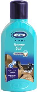 Limpieza cuero Triplewax WCC500