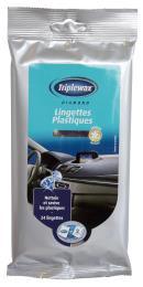 Lingettes Plastiques Triplewax WLP02