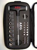 Estuche de puntas AEG 005 069