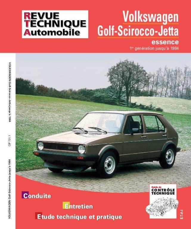 Revue technique auto ETAI 17585