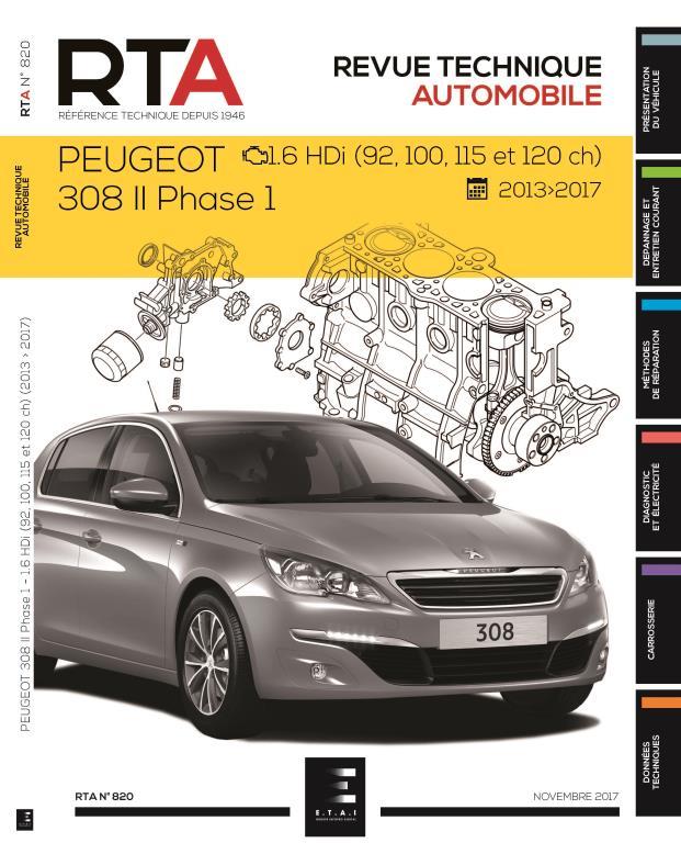 Revue technique auto ETAI 26744